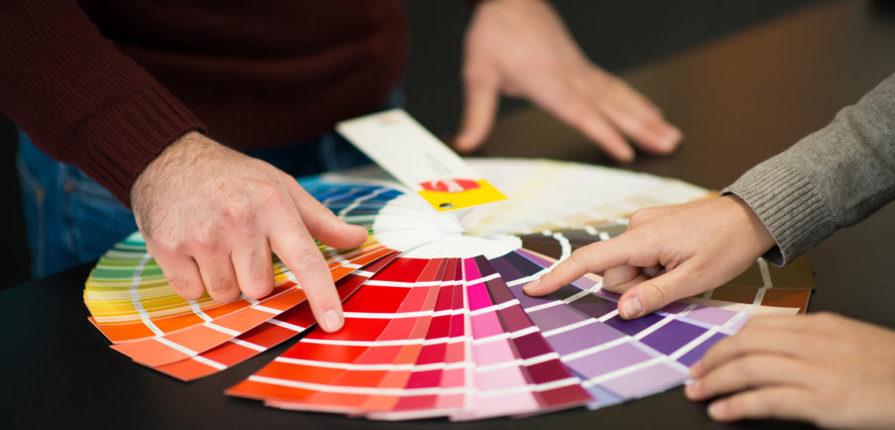 Come scegliere il giusto colore delle pareti • Pintamos