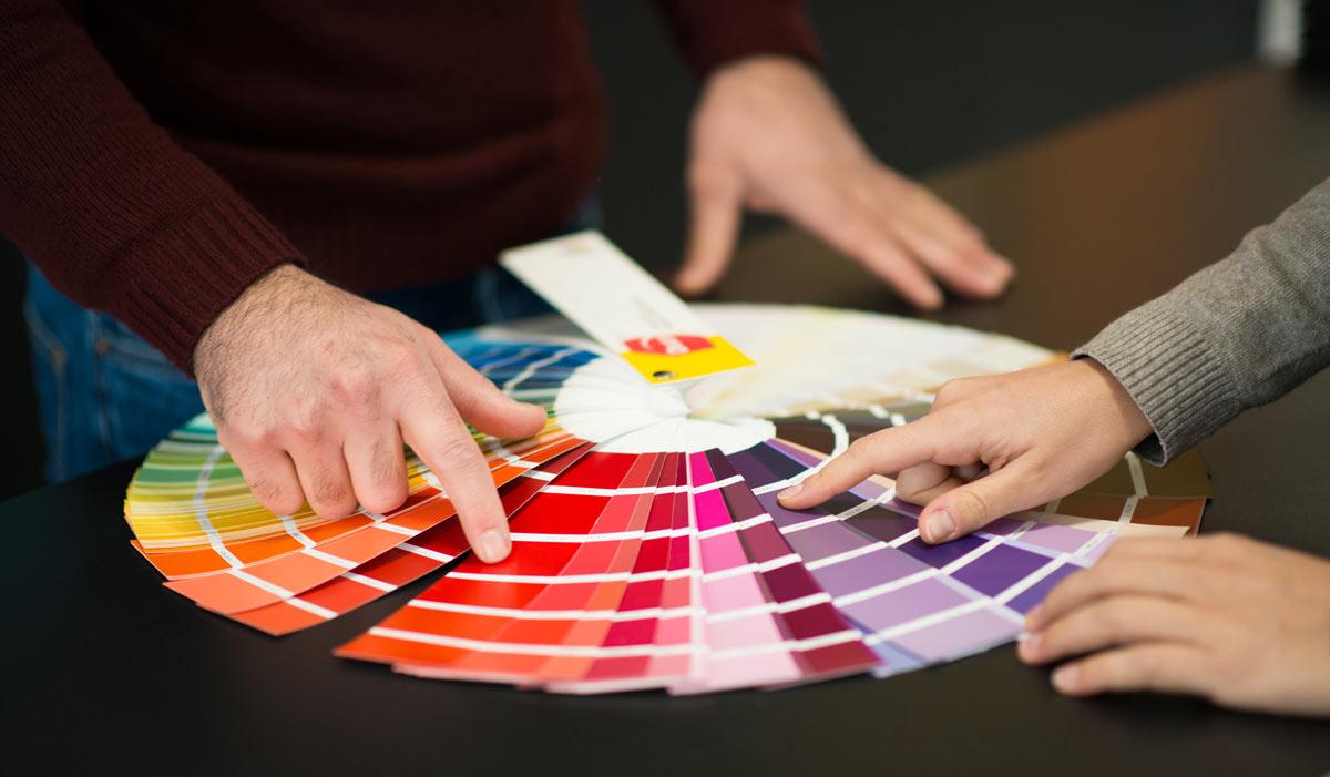 Come Scegliere Il Giusto Colore Delle Pareti Pintamos